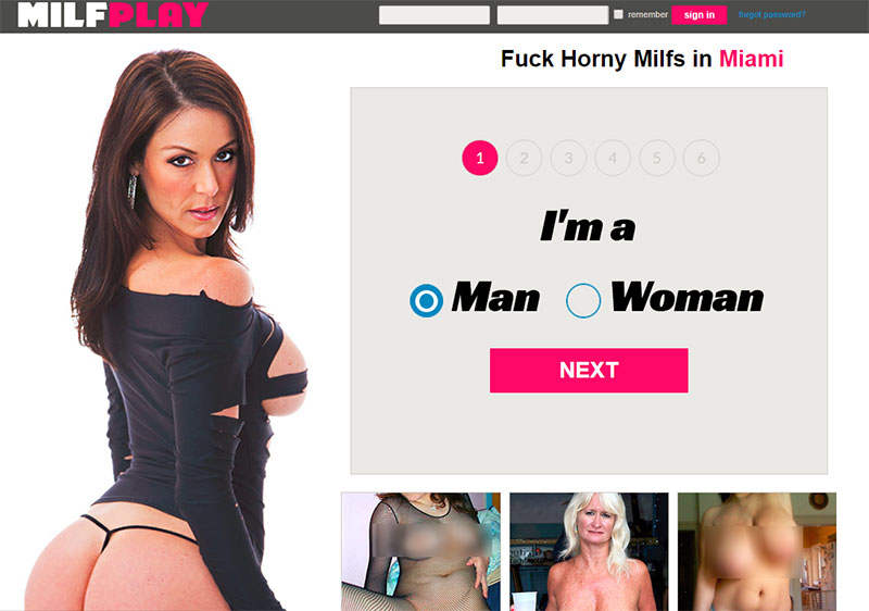 Milfplay.com Review
