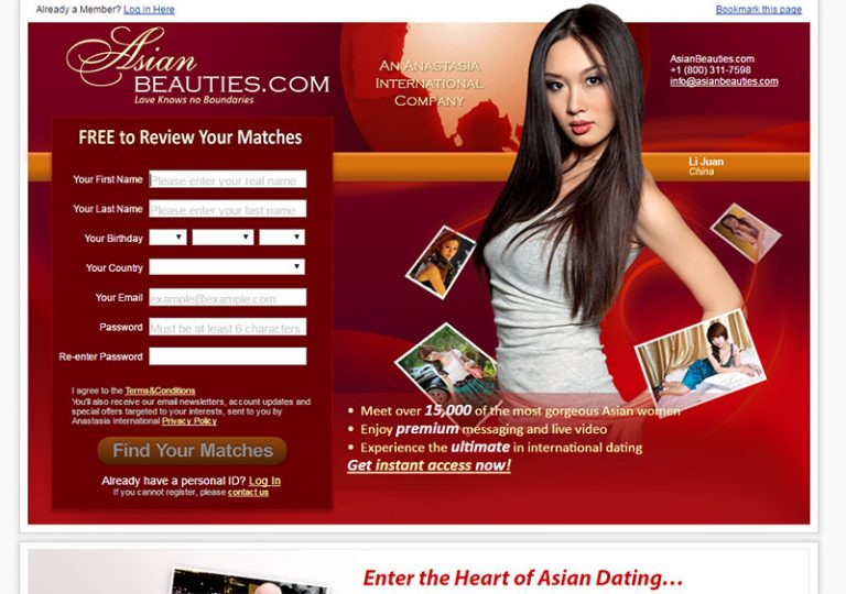 review of asianbeauties.com