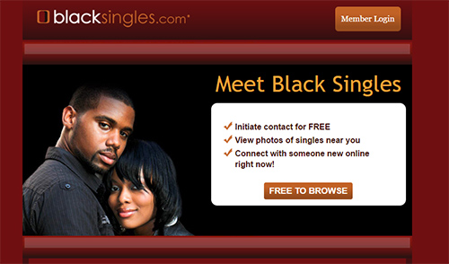 review of the dating site blacksingles.com