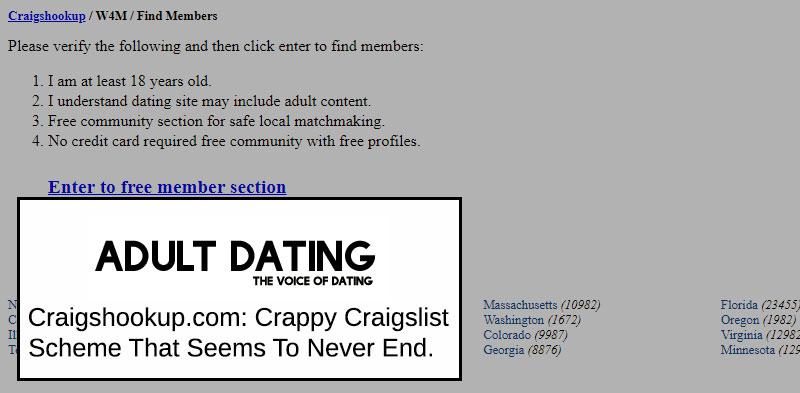 craigshookup.com reviews