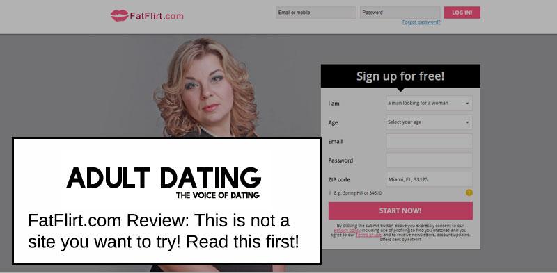 FatFlirt.com Review