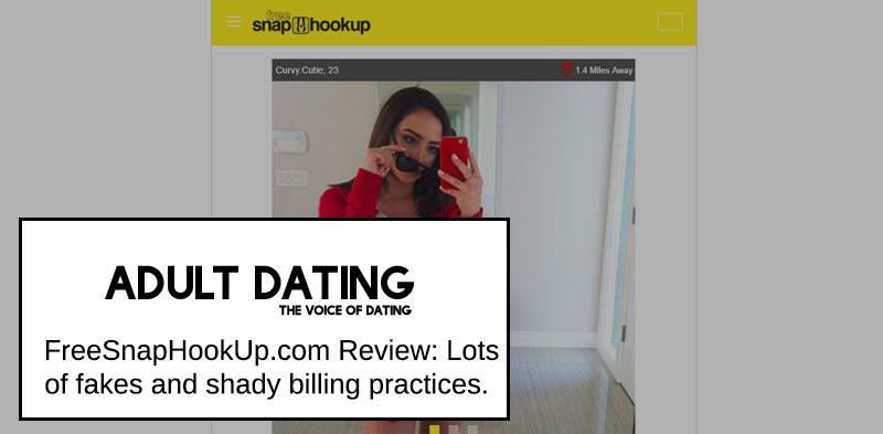 Free snaphookup homepage